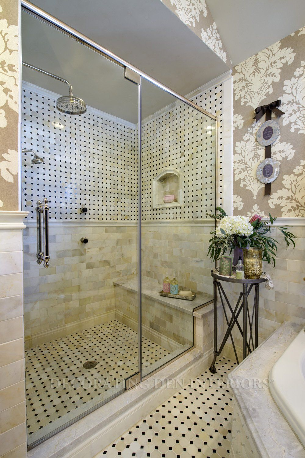 Bathroom Designsdecorating Den Interiorswant This Look Call Mesmerizing Bathroom Design Website Inspiration