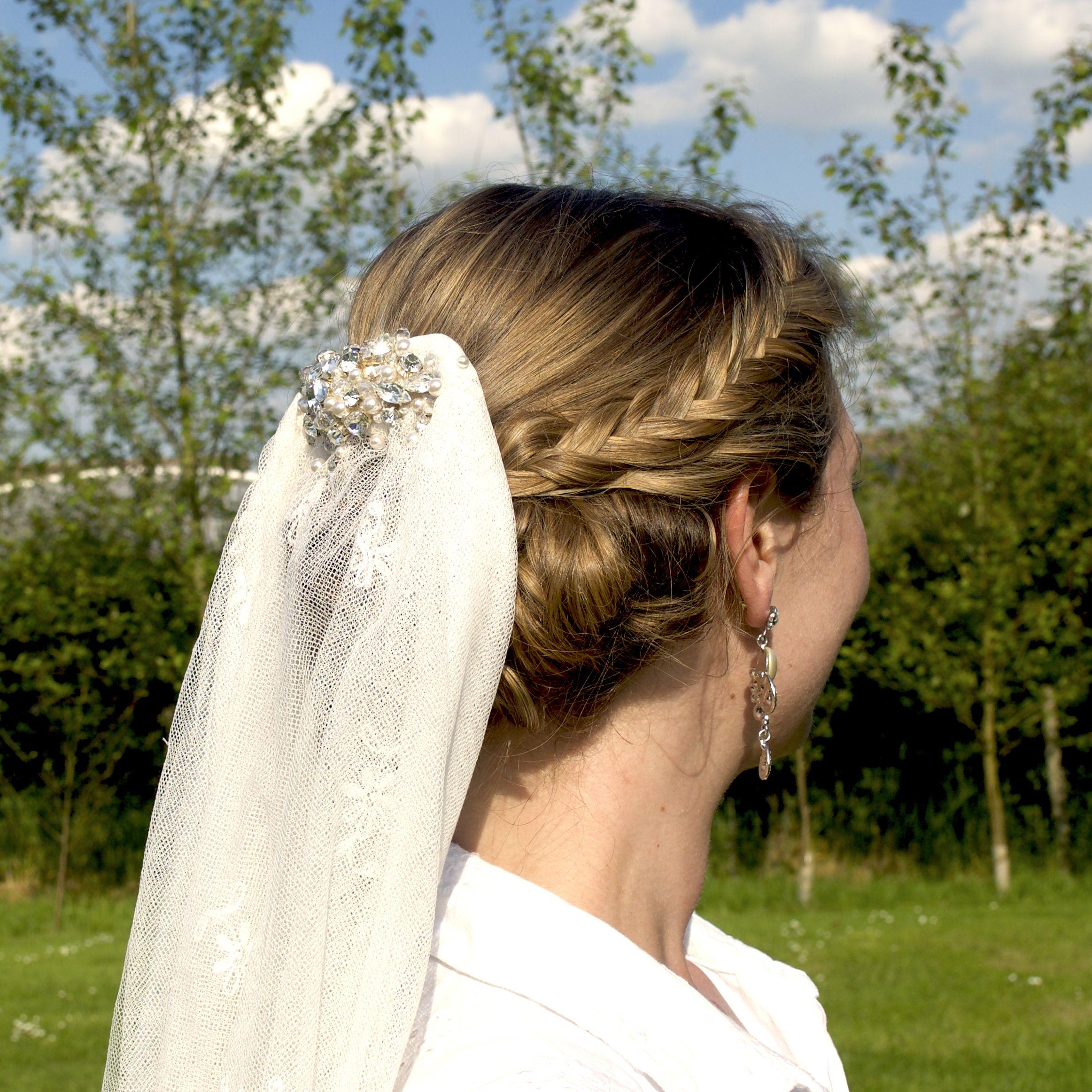 pippa middleton, wedding hair, bridal updo, plait, bridal