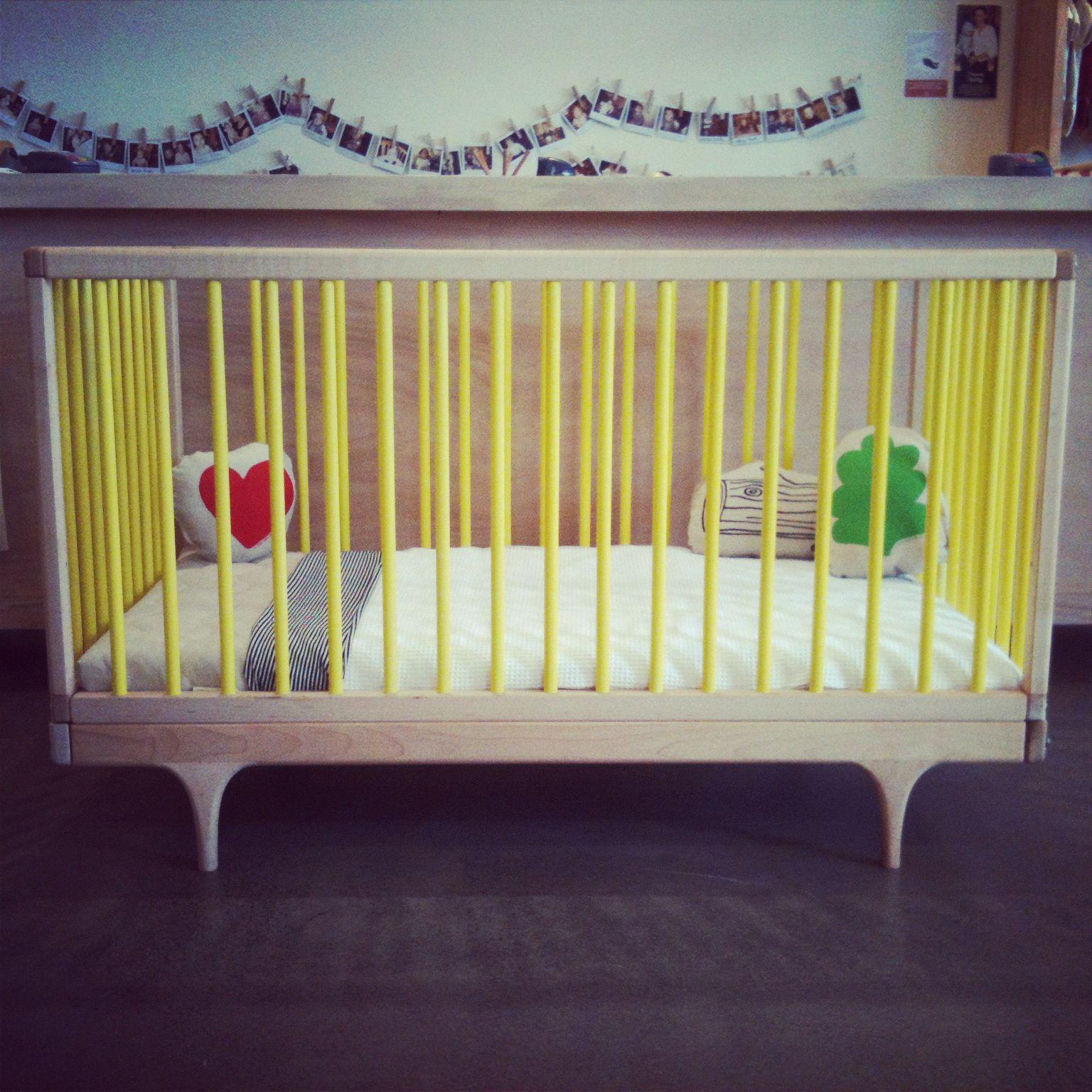 Kalon In Sydney Australia Caravan Crib Yellow
