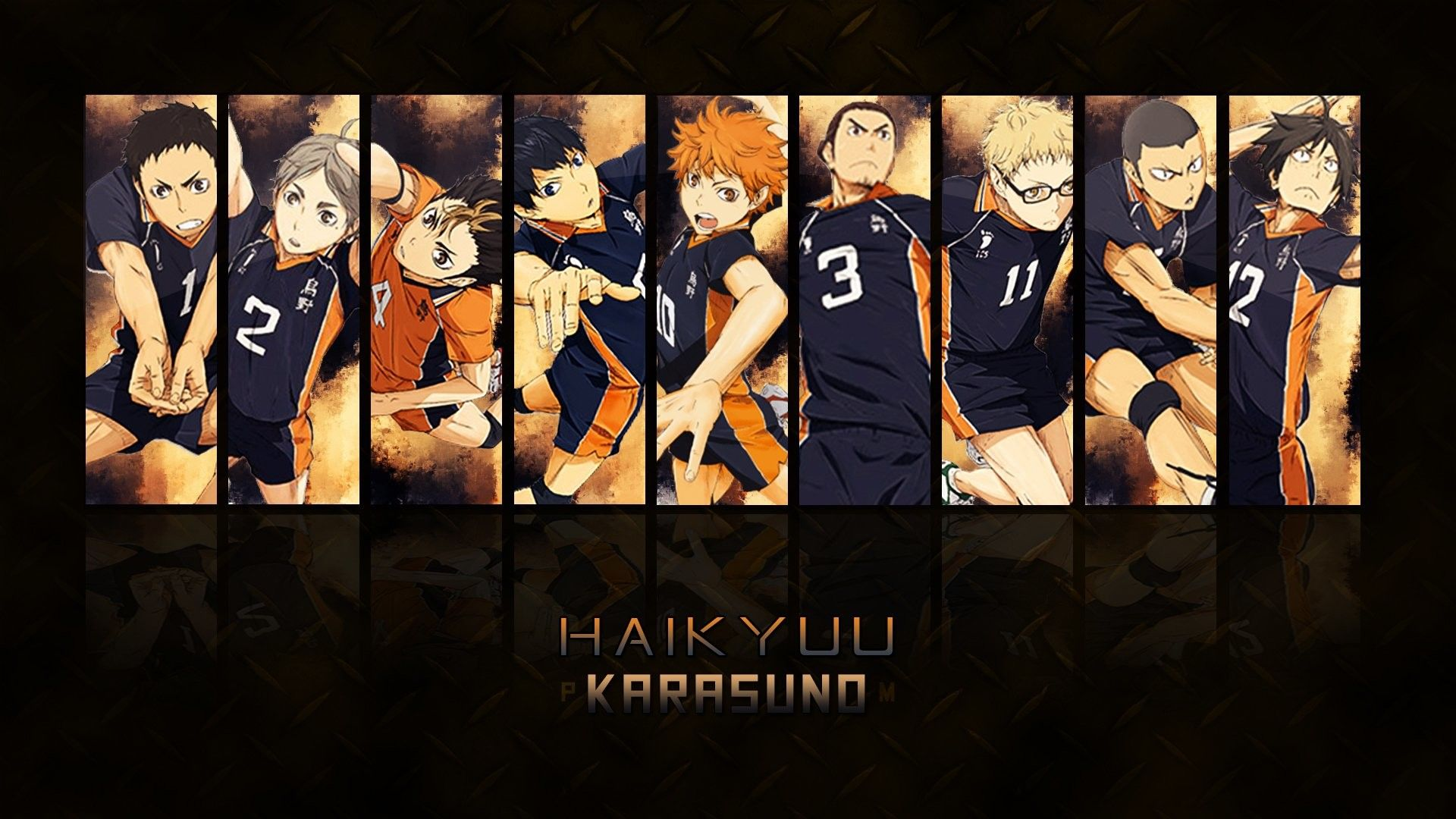 1920x1080 Wallpaper Haikyuu Wallpaper Haikyuu Haikyuu Anime