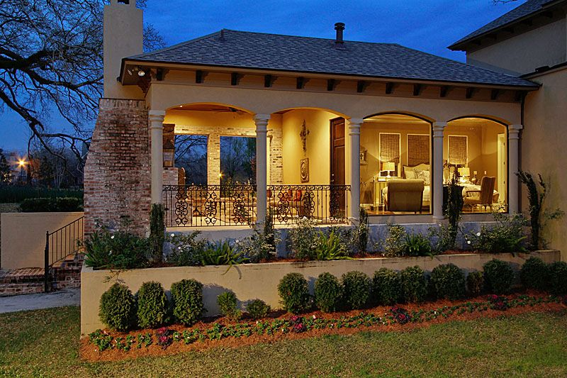 Exterior View of Master Suite in Baton Rouge