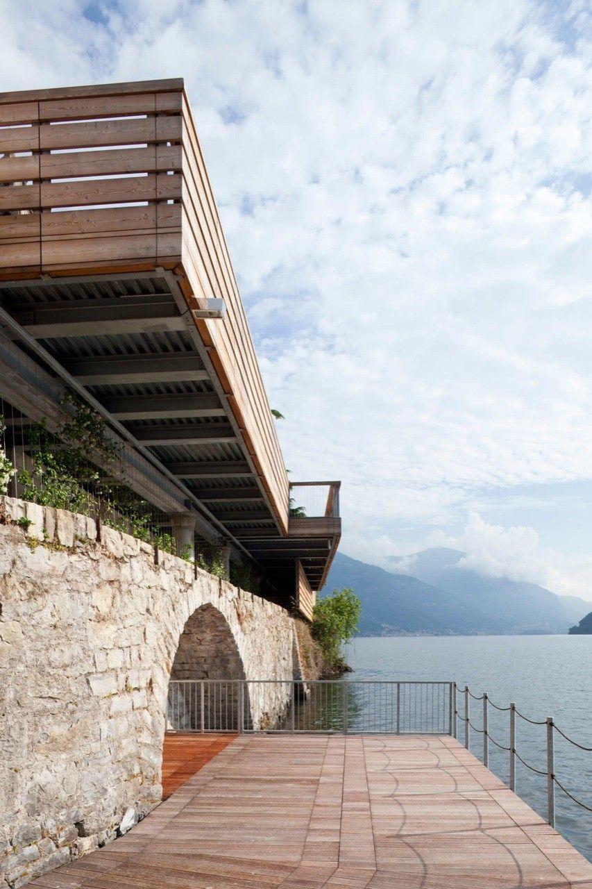 Galería de Via Regina jardín público / Lorenzo Noé Estudio de Arquitectura - 3