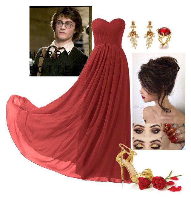 Yule Ball Preference- Harry Potter | Yule ball, Harry potter set and ...