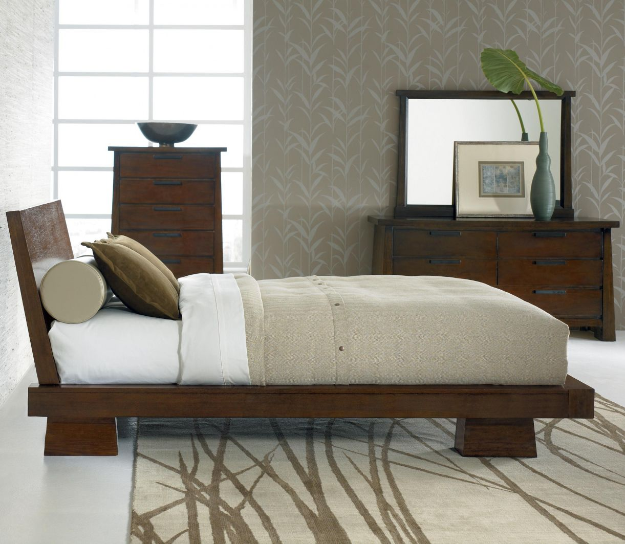 oriental bedroom asian furniture style. BOULDER - Haiku Designs Is Proud To Announce The Return Of Our Very Popular Hiro Platform Bed. In Some Markets Previously Known As Hida Bed, Oriental Bedroom Asian Furniture Style R