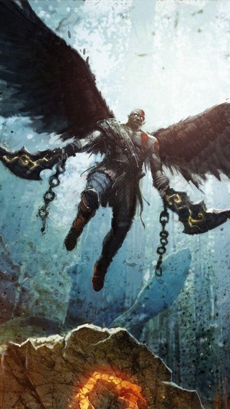 God of war wallpaper iphone 4 download new god of war - God of war wallpaper for ps4 ...