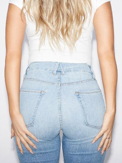 Khloe Kardashian S Good American Denim Range Promises To Nip Lift
