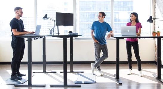 SmartDesk 2 The Best Standing Desk For Your Home Office