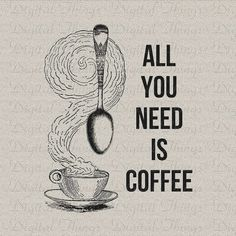 Coffee Quotes On Pinterest Coffee Quotes Coffee Art Coffee Art Printable