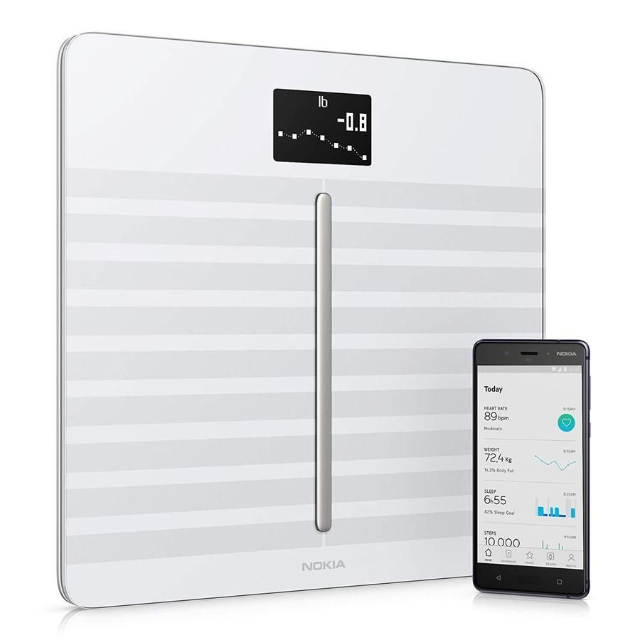 Händetrockner Amazon Nokia Body Cardio Wi Fi Smart Scale With Body Composition And