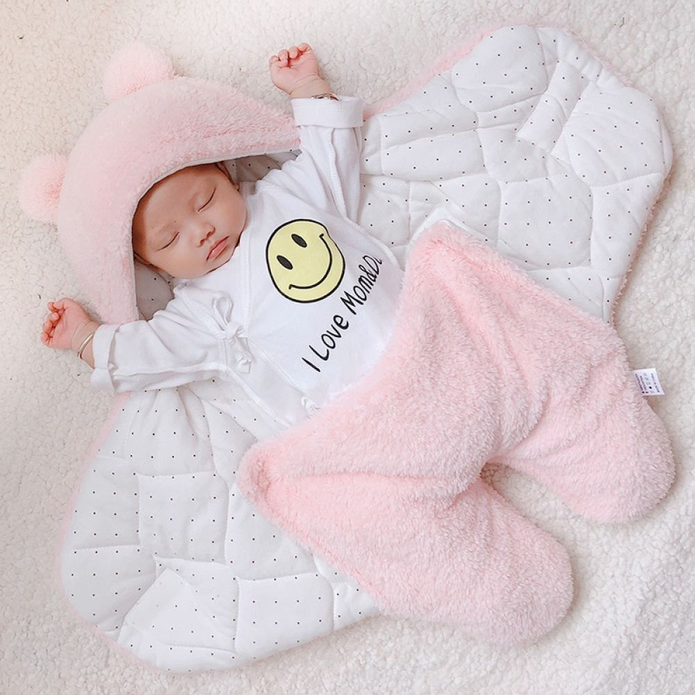 Newborn Baby Swaddle Me Wrap Sleepping Bag Baby Swaddle Baby Swaddle Blankets Baby Wrap Blanket