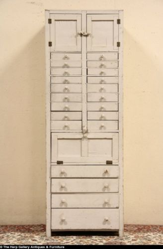Hardware Store 1920 Nut & Bolt Cabinet for Collector or Jewelry ...