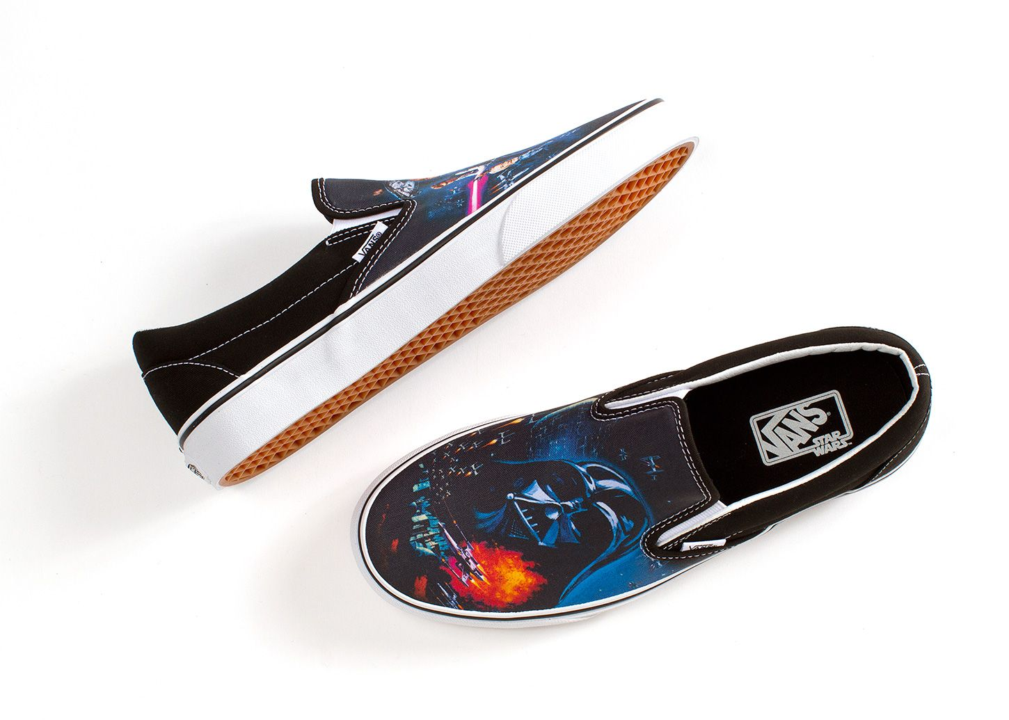 vans star wars slip on a new hope