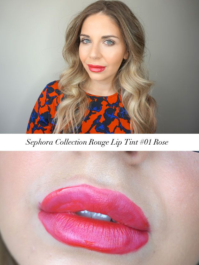 Rouge Lip Tint by Sephora Collection #4