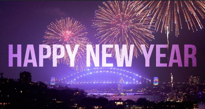 Happy New Year Eve 2020 Fireworks Happy New Year Quotes Wishes