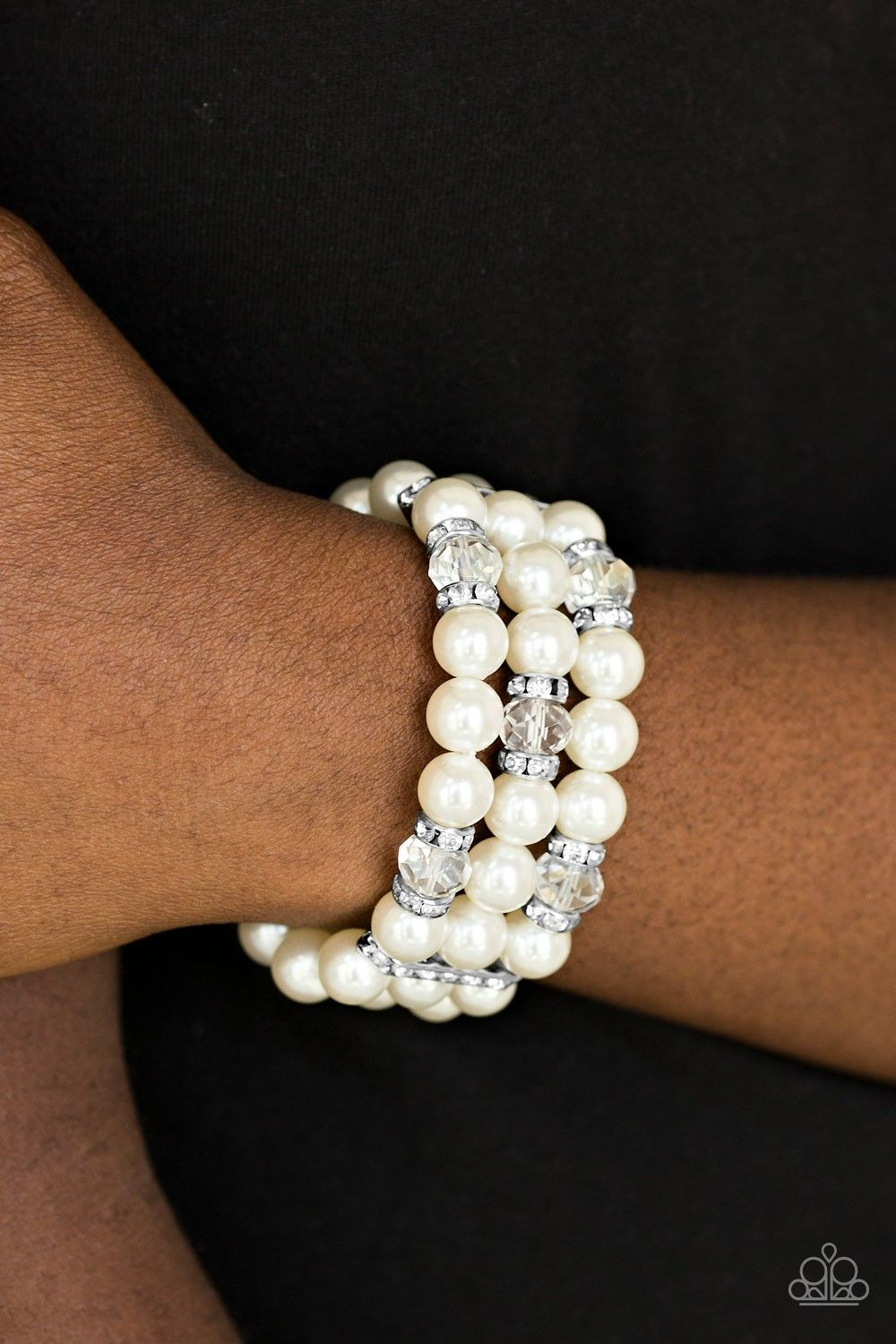 Pin by Mary's Bling Accessories on January White