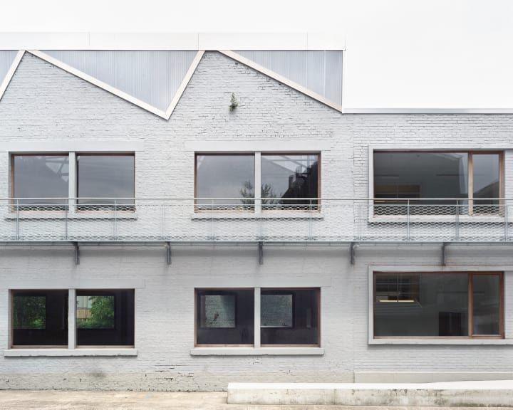 Studios for Artists in Residency