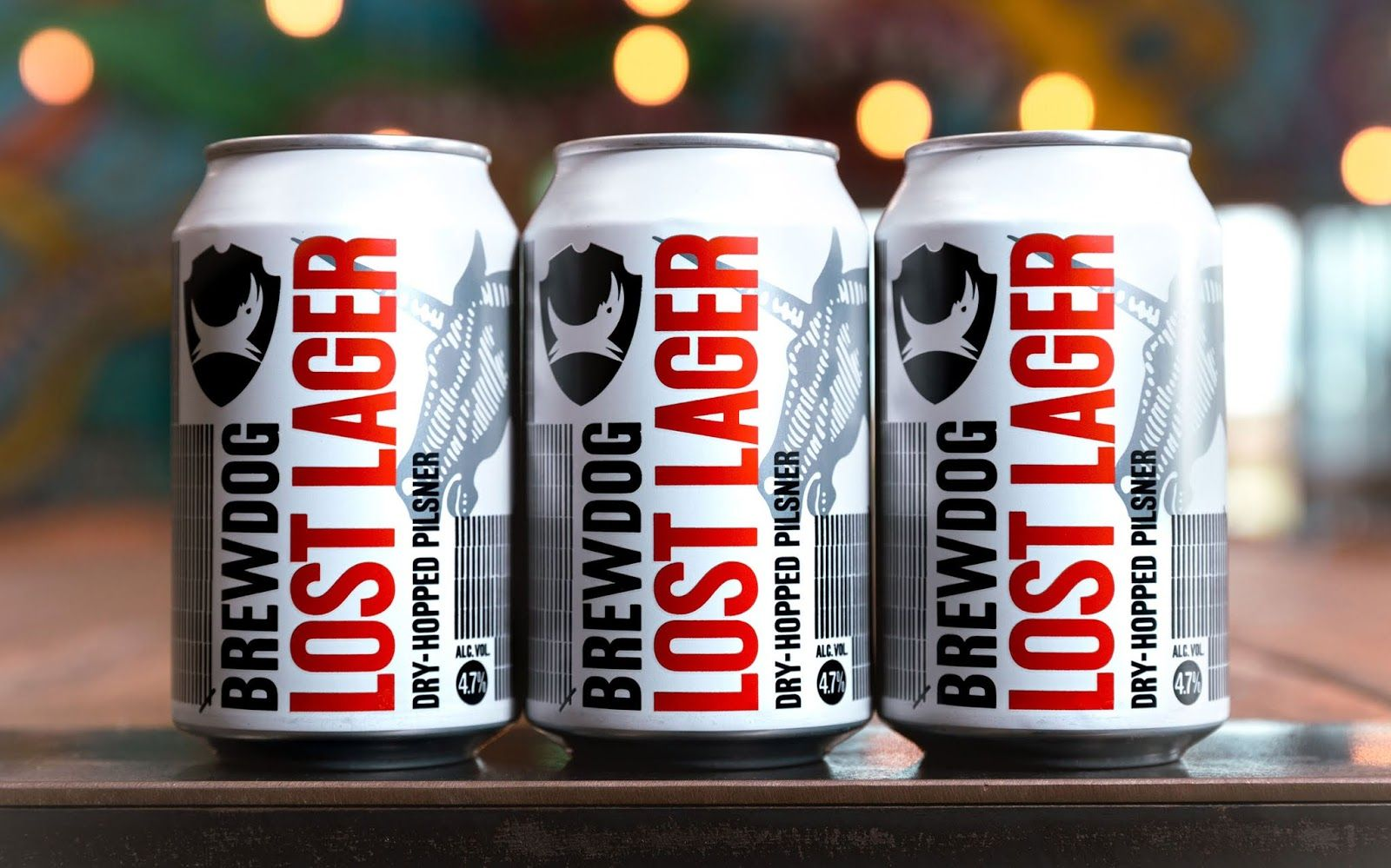 Brewdog Lost Lager Beer Lager Craft Beer