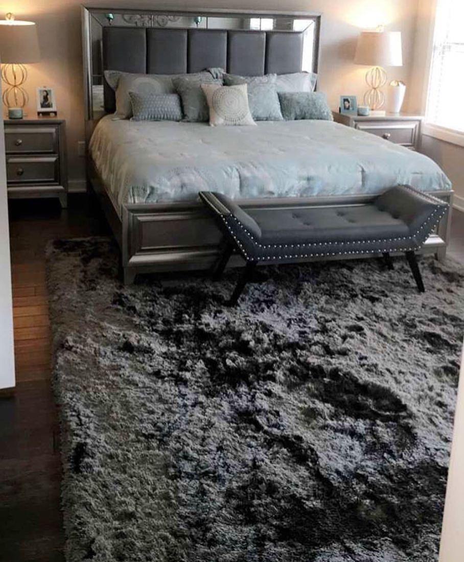 Master bedroom grey  Pinterest FOLLOW ME XXLaTykka SnapChat Xaja  There is no place