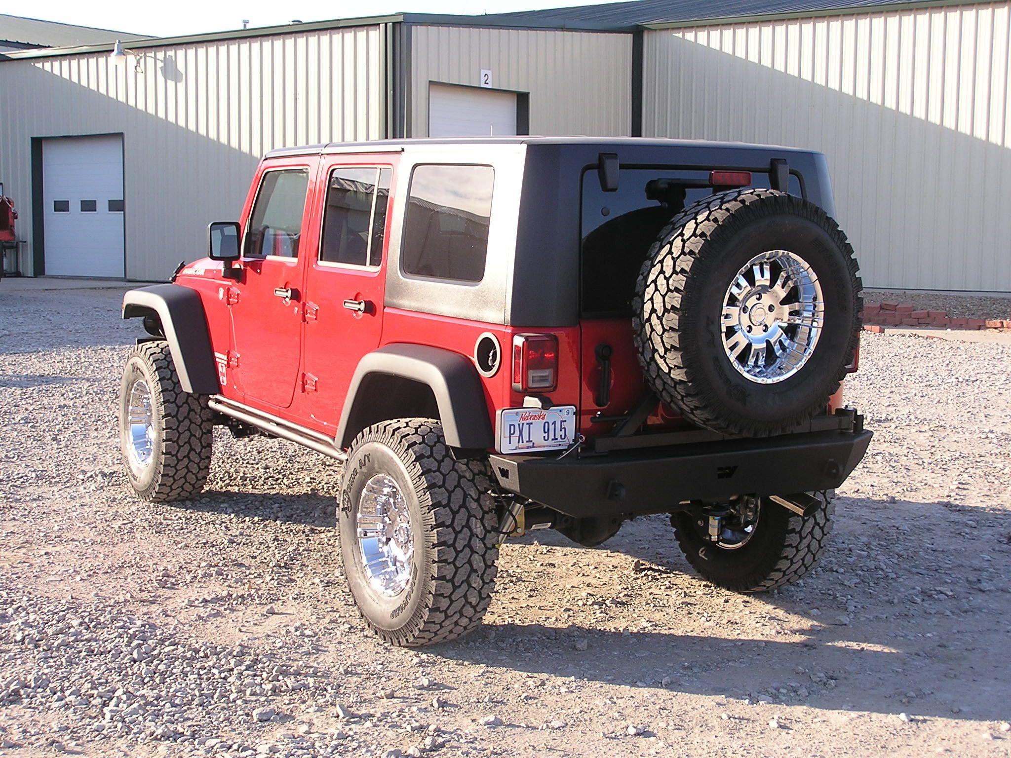Vinyl graphics on a 4door jeep wrangler jeep wrangler rubicon 4 door pro