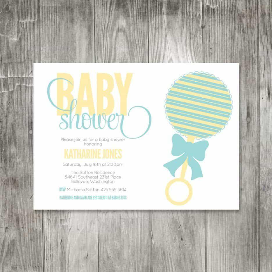 Cool Hallmark Baby Shower Invitations Designs Ideas Check More At