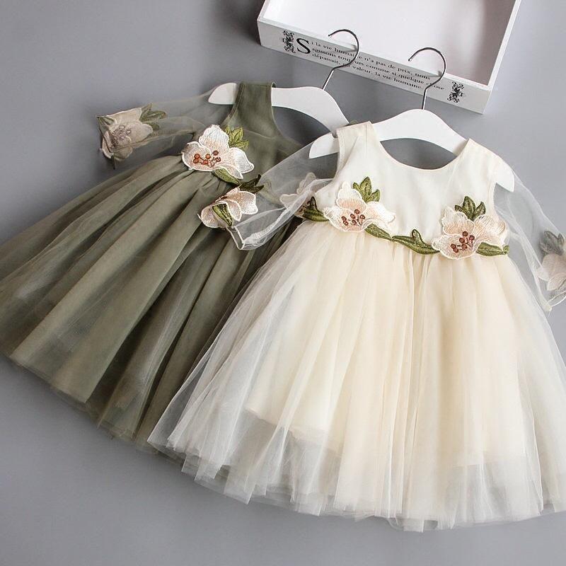 Daliyah Dress #flowerdresses