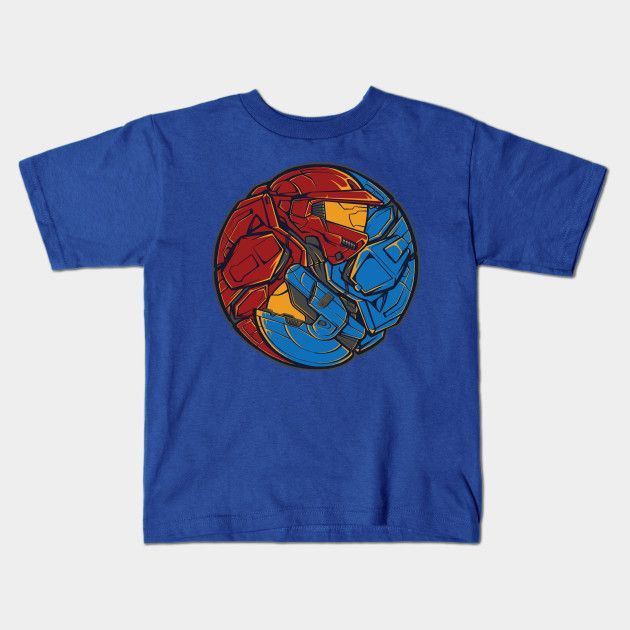 The Tao Of Rvb Young T-Shirt