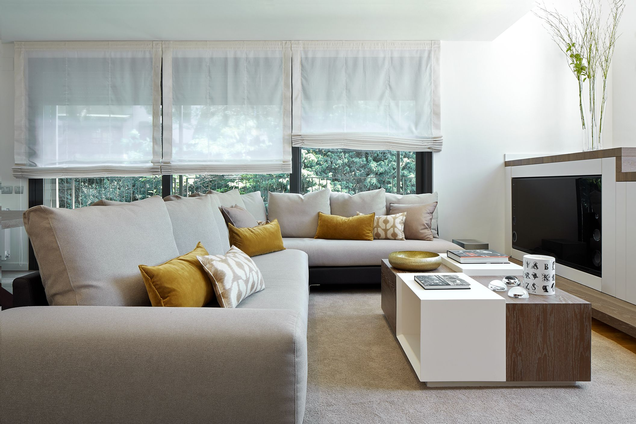 molins interiors interior decoracin saln sof sof