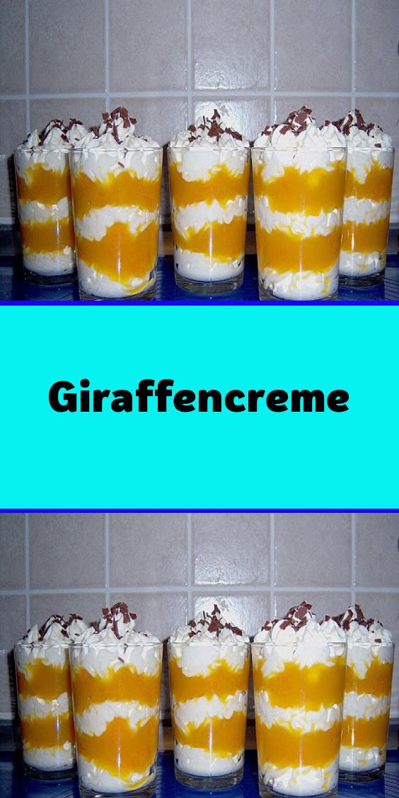 Giraffencreme
