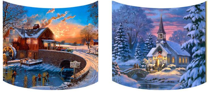Navidad de Variedades | ArteClases.com