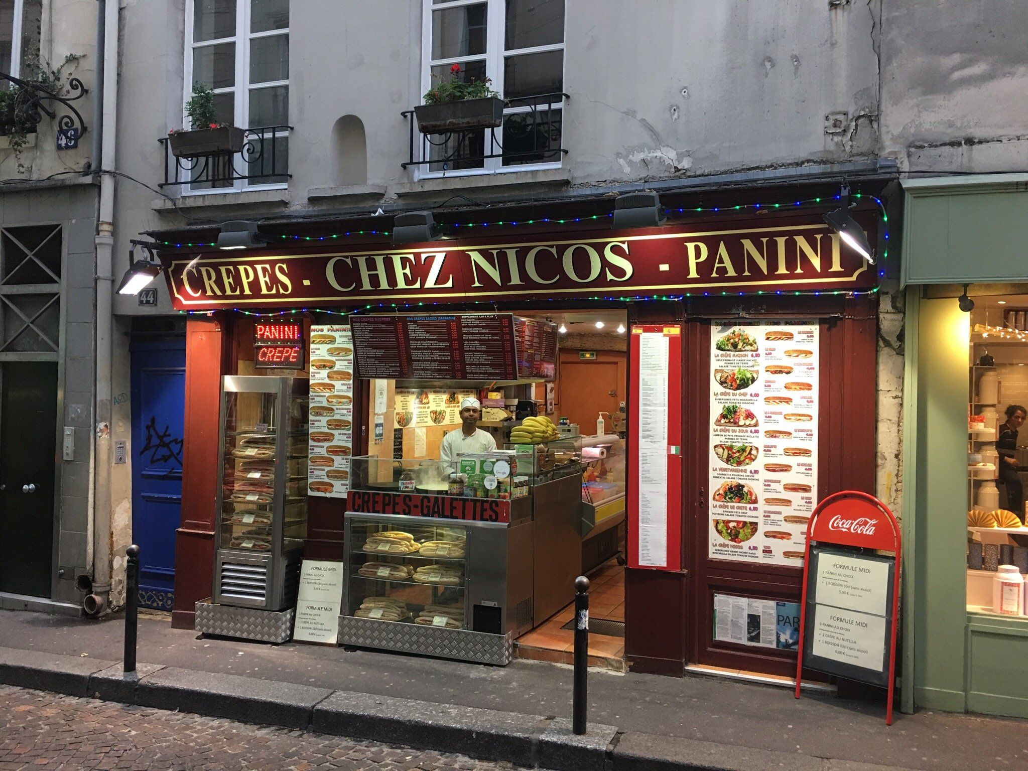 Chez Nicos, Paris Paris restaurants, Paris, Ile de france