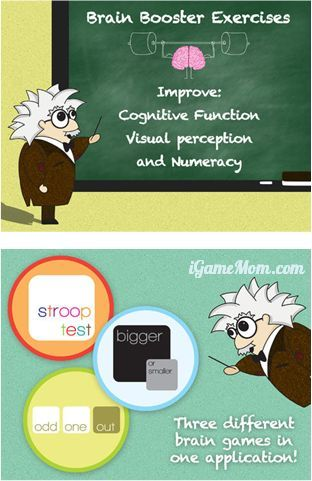 Free App: Boost Your Brain with Fun Brain Exercise Games