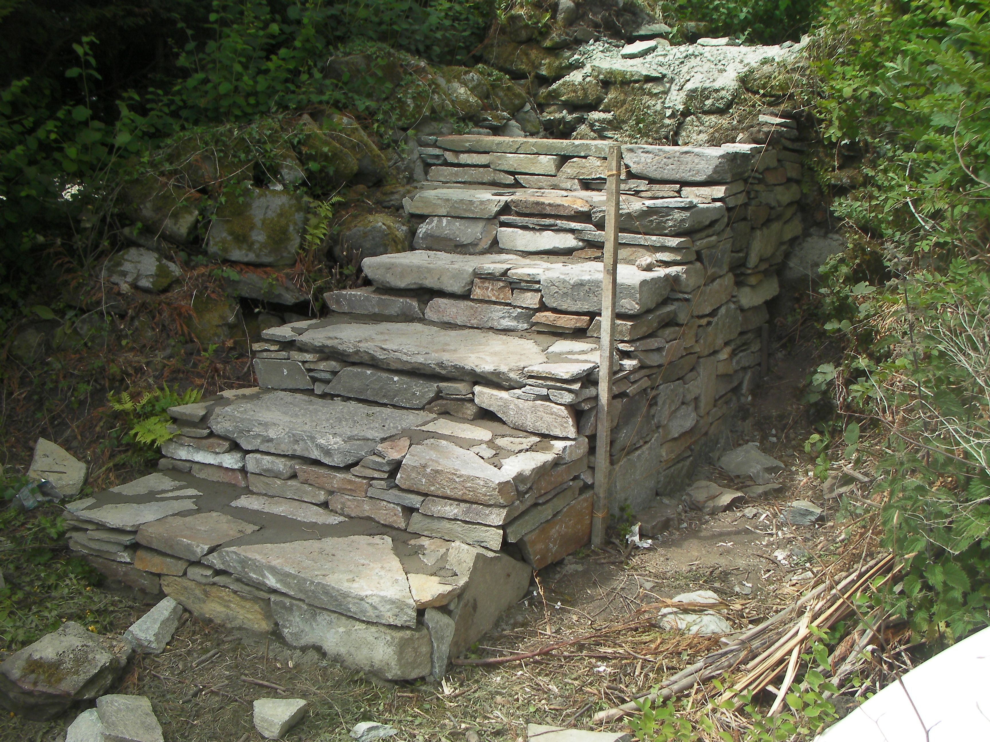 Best Garden Stones Steps Google Search Stone Walls And 640 x 480
