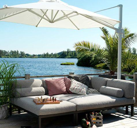 Looms Rattan Gartenmobel Pforzheim Alu Lounge Noblesse Lounge Mobel Outdoor Lounge Mobel Gartenmobel Design