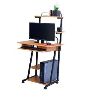 wooden portable laptop notebook computer desk table bed stand work rh pinterest com