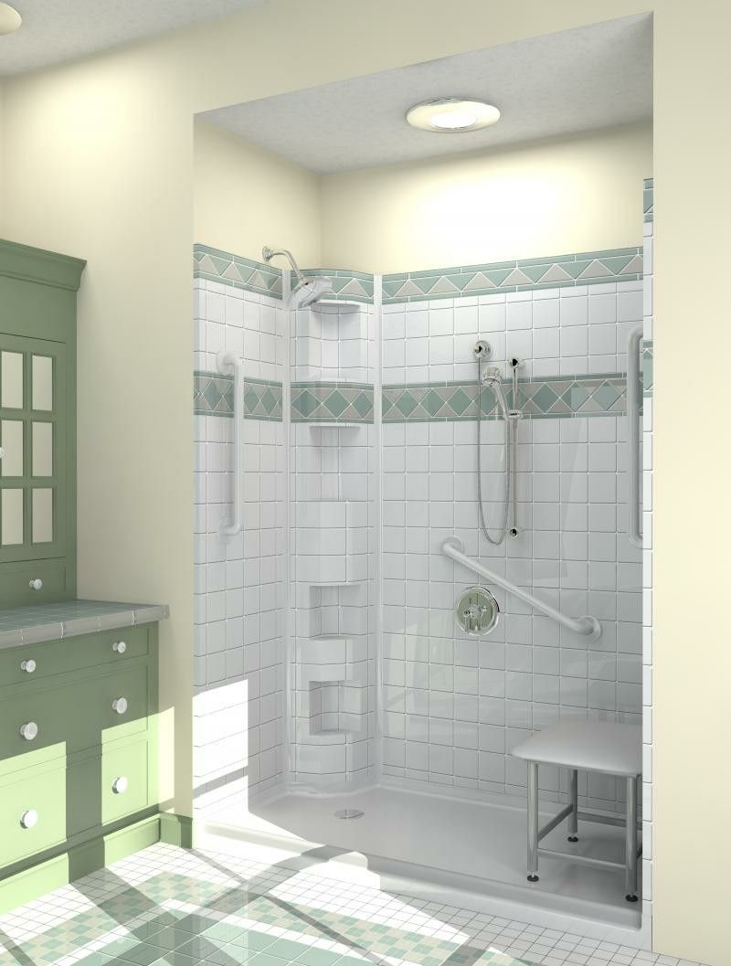 Pin by Melanie Patterson on barrier free bathrooms | Pinterest ...