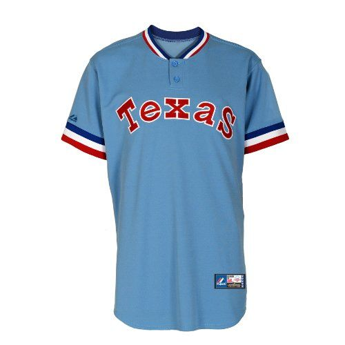 newest 08181 94411 old texas rangers replica jersey | MLB Texas Rangers Men's ...