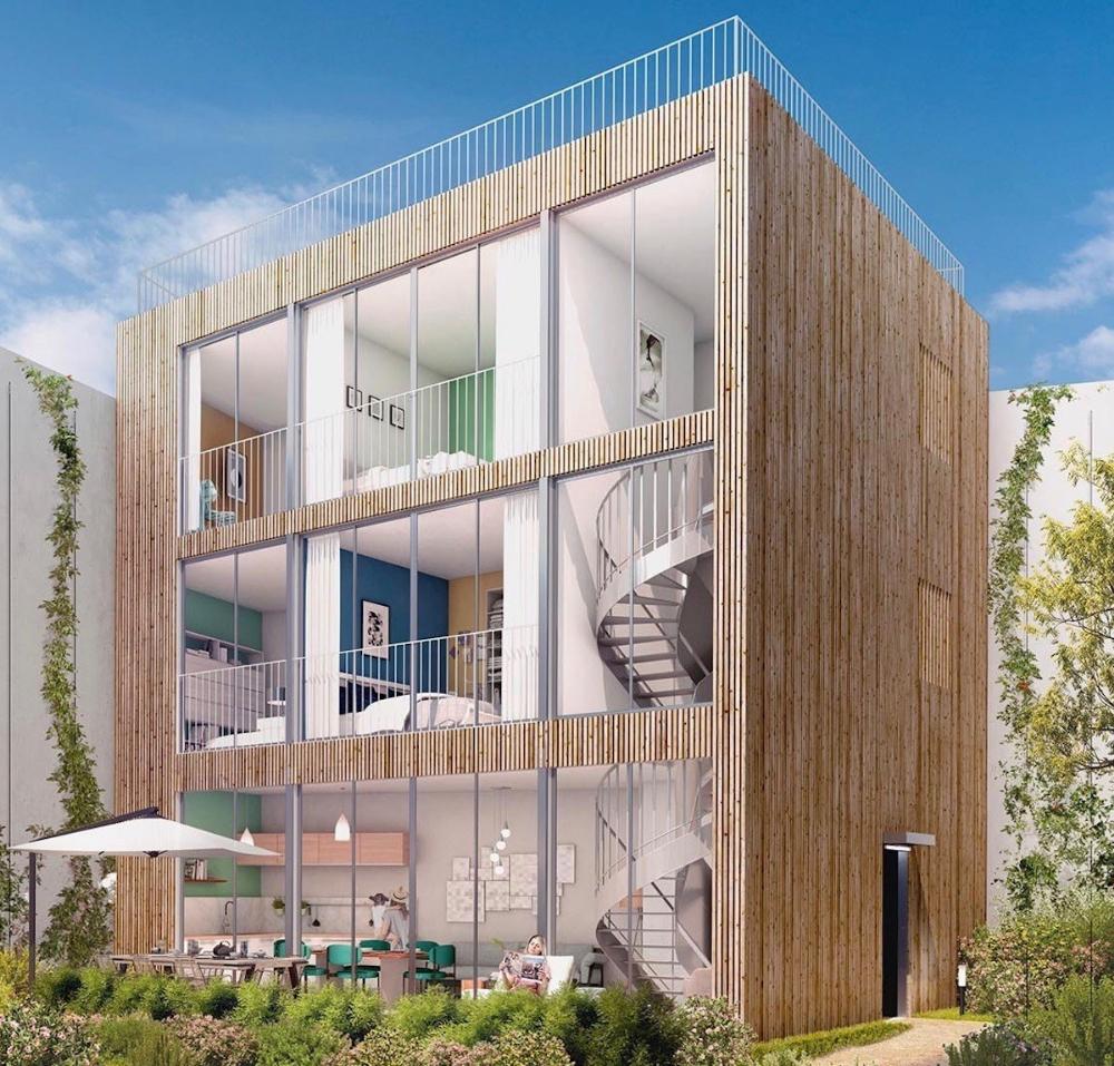 Maison Bois Avis avis sur cogedim immobilier neuf - blog déco | immobilier