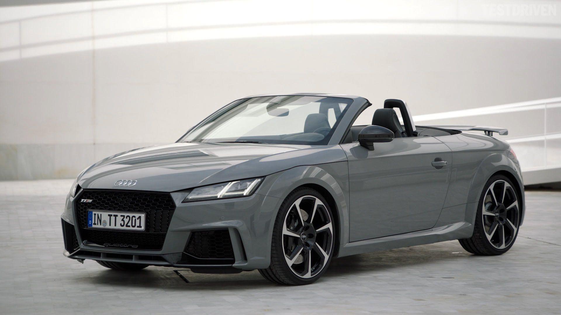 2017 Audi Tt Rs Roadster Hd Pics Wantingseed