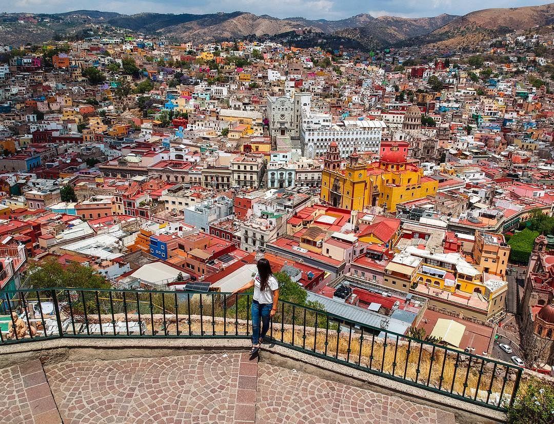 10 Lugares Perfectos Para Tomar Las Mejores Fotos En Guanajuato Guanajuato Viajes En Mexico Fotos De Mexico
