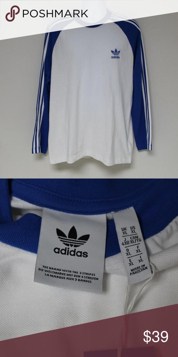 15405647da7e2 NWT Men's adidas Originals Shirt - Size XL - New with tag - Size XL adidas  Shirts Tees - Long Sleeve