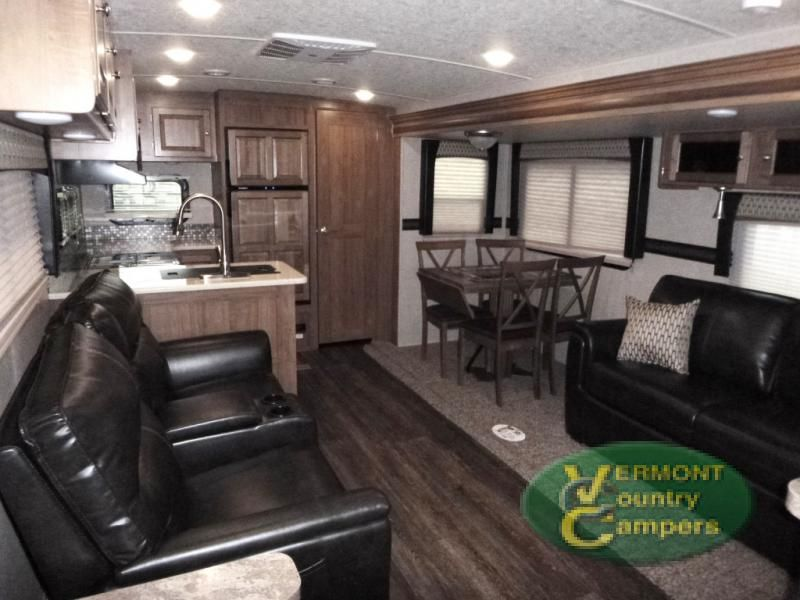 New 2018 Forest River Rv Rockwood Ultra Lite 2902ws Travel Trailer