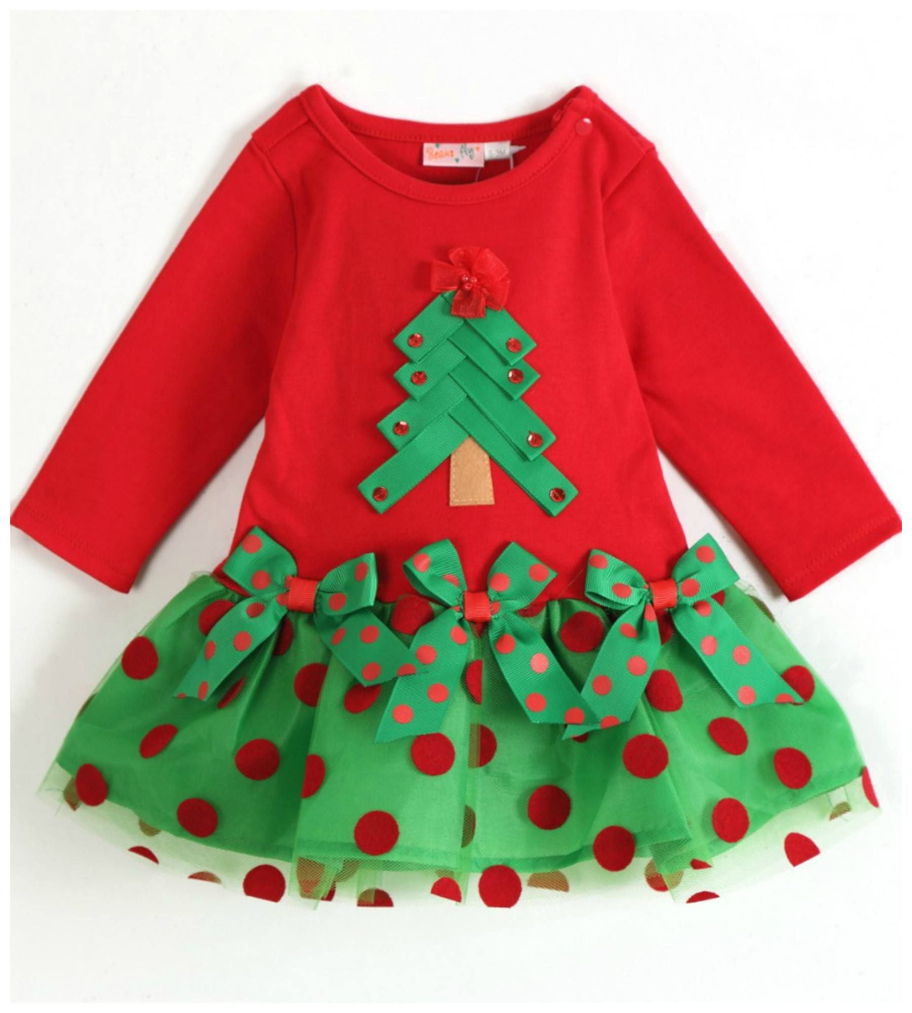 Christmas Tree Dress Christmas Pinterest