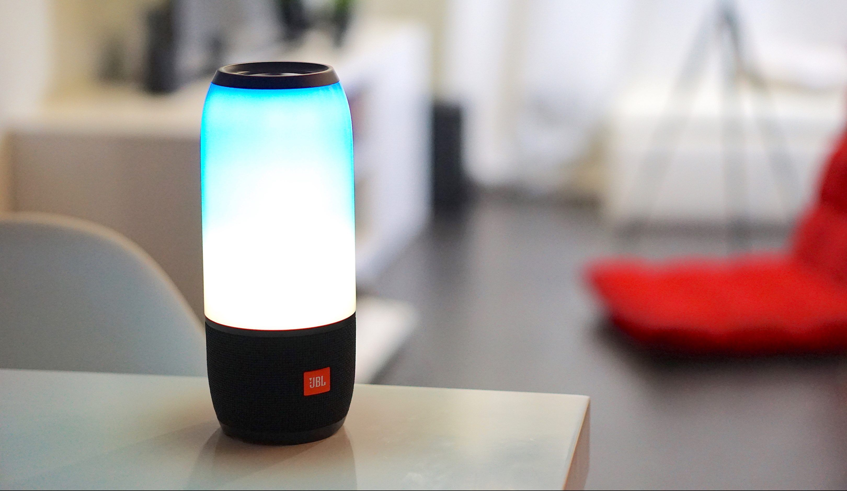 Lava Lamp Speaker Captivating Review  Jbl Pulse 3 Speaker The Lava Lamp That Sings  Http Design Inspiration