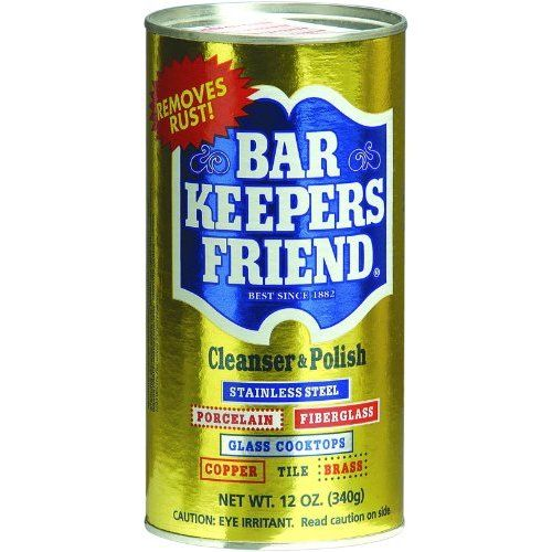 Bar Keepers Friend Is A Must Have Cleaning Product It S