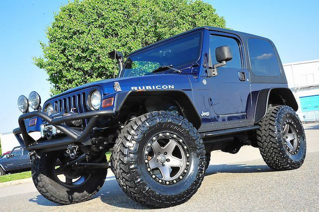 Awesome Jeep Wrangler Under 10K