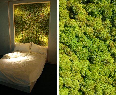 mur en mousse v g tale home sweet home. Black Bedroom Furniture Sets. Home Design Ideas