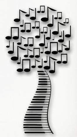 34 Trendy tattoo music piano keys #musicnotes