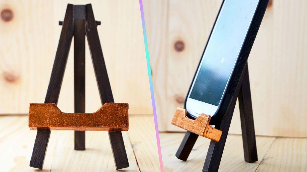 7 Soportes para celular que necesitas en tu escritorio