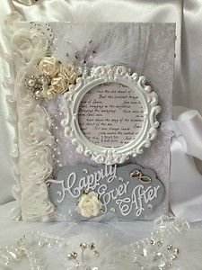 Handmade Wedding Books