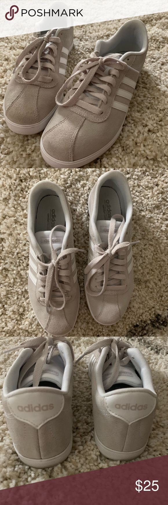 Adidas Neo Comfort Footbed Women's Size 8 | Adidas neo, Shoes ...